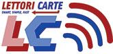 Lettori Carte Lettori RFID Lettori Magnetici Logo